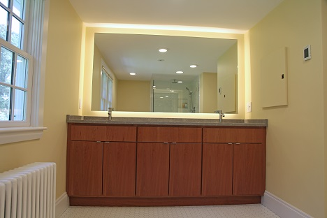 Bathroom Converted From Bedroom, Lincoln   N Sabella ...