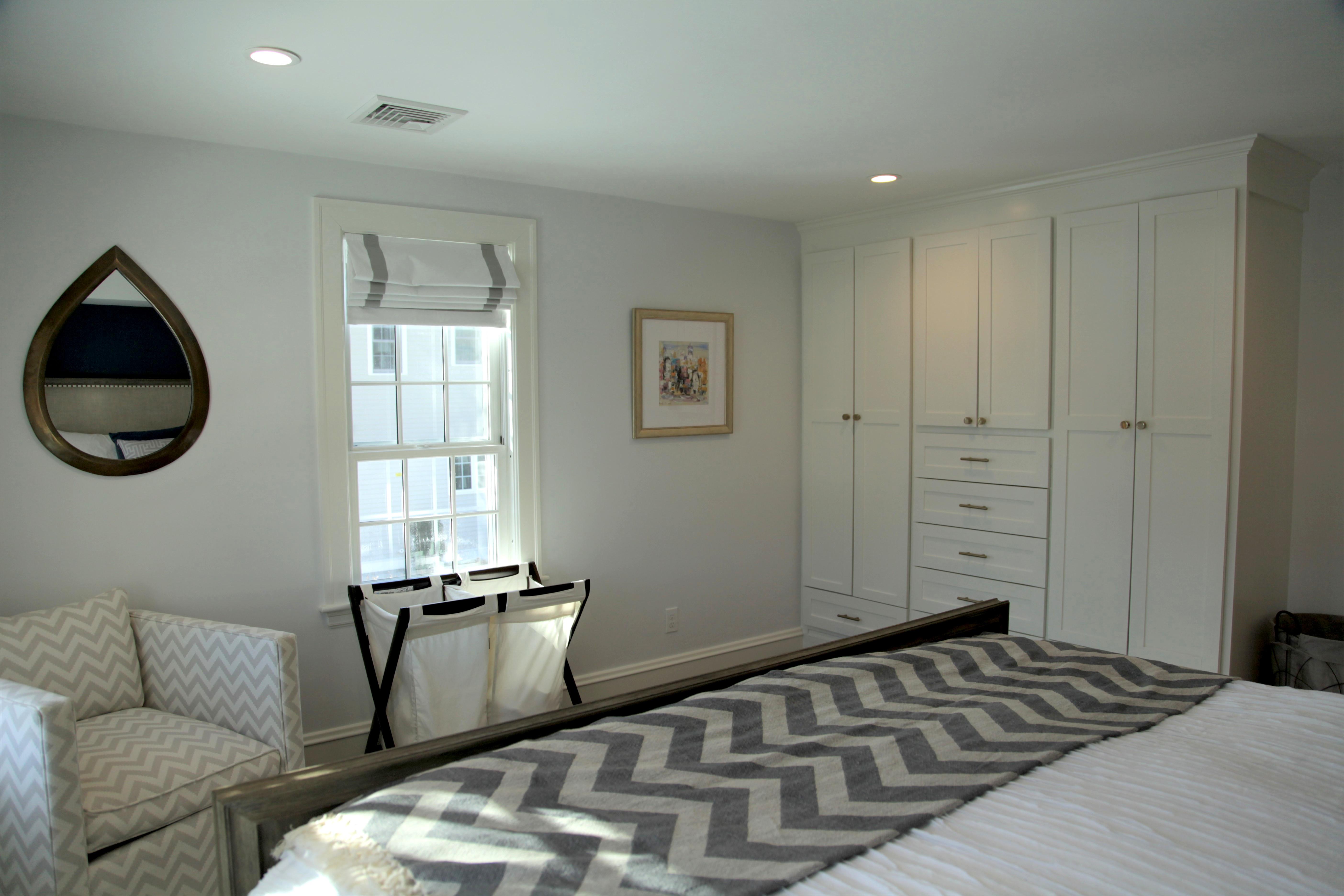 Master Bedroom, Wellesley - N Sabella Residential Remodeling ...